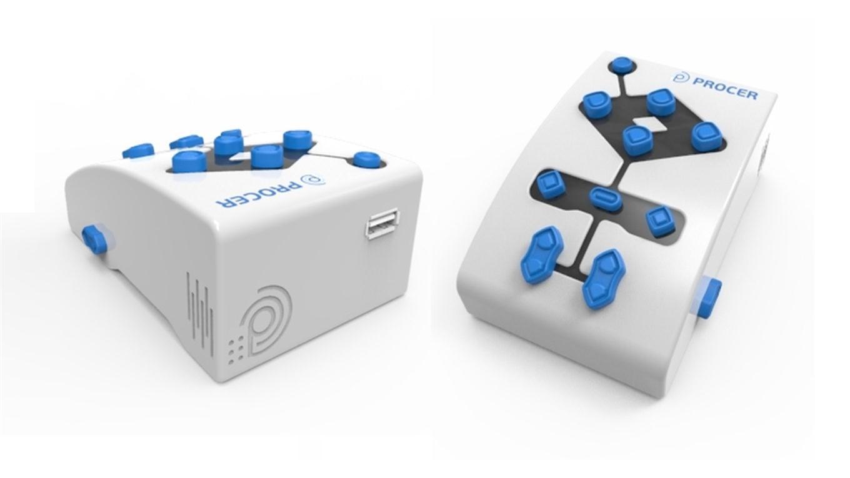 El diseño de cómo será el dispositivo final.